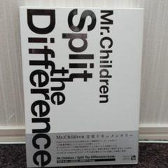"""Thumbnail of """"Mr.Children/Split the Difference('10OOR…"""""""