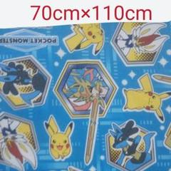 "Thumbnail of ""ポケモン 生地 70cm×110cm オックス ポケットモンスター"""