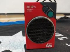 "Thumbnail of ""AIWA  AMラジオ  AR-888 動作品"""