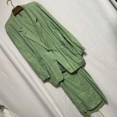 "Thumbnail of ""vintage linen セットアップ スカート スーツ"""