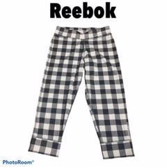 "Thumbnail of ""《Reebok》SPEEDWICK ギンガムチェック レギンスパンツ Lサイズ"""