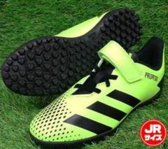 "Thumbnail of ""新品 送料込み adidas 子供用 22センチ サッカー シューズ トレシュー"""