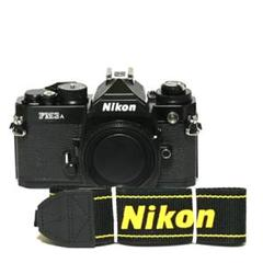 "Thumbnail of ""【Nikon】FM3A★フイルムカメラ★動作確認済み★電池交換済み★"""