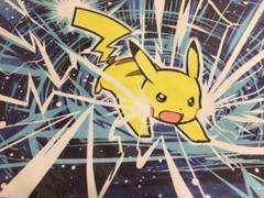 "Thumbnail of ""ポケモン プレイマット ボルテッカーピカチュウ pokemon playmat"""