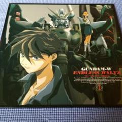 """Thumbnail of """"GUNDAM-W  Laser Disc"""""""