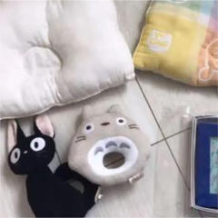 """Thumbnail of """"ガラガラ・ベビー枕・写真たてセット"""""""