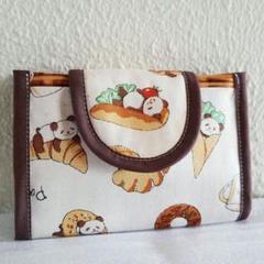 """Thumbnail of """"ハンドメイド 小さなおさいふ 焼きたてパンだ A"""""""