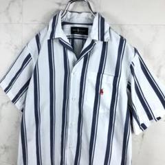 """Thumbnail of """"Ralph Lauren オープンカラーシャツ 半袖 ストライプ ラルフローレン"""""""