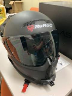 """Thumbnail of """"Ruroc Atlas2.0 core black カーボン シンプソン"""""""
