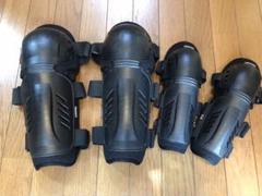 "Thumbnail of ""ゴールドウィン MTB DH BMX ニーシン エルボープロテクター お得セット"""