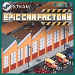 "Thumbnail of ""Steam☆Epic Car Factory"""