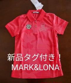 """Thumbnail of """"新品タグ付!MARK&LONA レディース ポロシャツ レッド カモフラ S"""""""