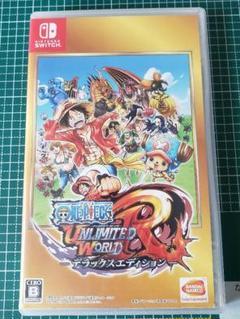 """Thumbnail of """"Switch・ワンピース アンリミテッドワールド R"""""""