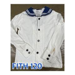 """Thumbnail of """"FITH セーラーカラー カットソー 120"""""""