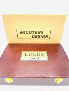 "Thumbnail of ""SHOOTERS DESIGN/タナカ ルガー P-08  ミリタリー ガスガン"""