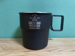 """Thumbnail of """"DEVISE WORKS デバイスワークス ブラックチップカップ"""""""