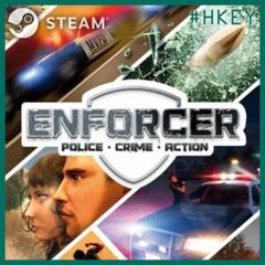 "Thumbnail of ""Steam☆Enforcer: Police Crime Action"""