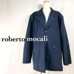"Thumbnail of ""roberto mocali ジャケット ネイビー XXL"""