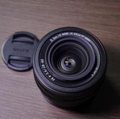 """Thumbnail of """"SONY FE 28-60mm F4-5.6 (SEL2860) ズームレンズ"""""""