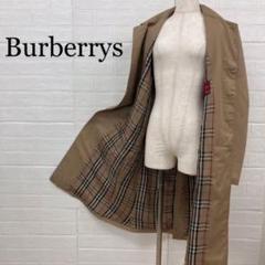 "Thumbnail of ""BURBERRYS バーバリー ノバチェック   ステンカラーコート"""