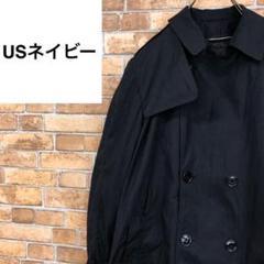 """Thumbnail of """"♡USネイビー♡00s オールウェザーコート DSCP ロング ライナー 黒"""""""