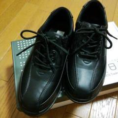 "Thumbnail of ""アシックス 大人の旅のくつ 24.5幅広 シニア紳士靴"""