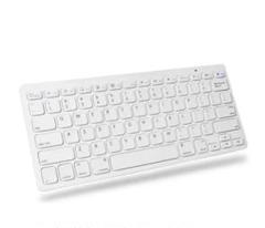 "Thumbnail of ""Bluetoothキーボードホワイト ワイヤレス 薄型 PC  .."""
