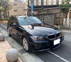 """Thumbnail of """"BMW320iツーリングMスポーツ黒検R4.10迄 自税リサイクル込です。"""""""