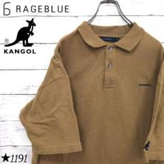"Thumbnail of ""【90s】カンゴール KANGOL RAGEBLUE ポロシャツ 刺繍ロゴ"""