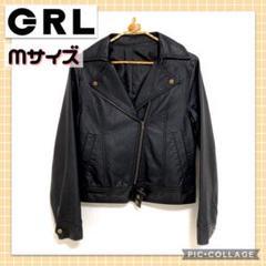 "Thumbnail of ""【GRL】ライダースジャケット【グレイル】gu  しまむら"""