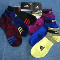 "Thumbnail of ""【新品】adidas メンズ 靴下 アディダス26~28cm 6足セット"""
