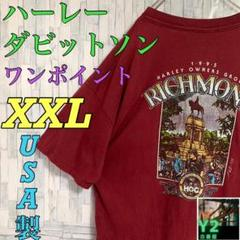 """Thumbnail of """"ハーレーダビットソン★古着 Tシャツ XXL USA製 アメコミ"""""""
