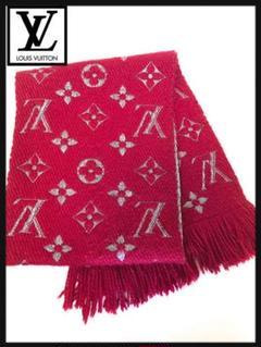 "Thumbnail of ""Louis Vuitton マフラー・ストール RED"""