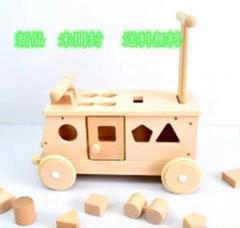 "Thumbnail of ""~木製玩具 赤ちゃんの乗り物"""