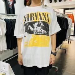 "Thumbnail of ""【希少】Nirvana ニルヴァーナ サブポップ subpop Tシャツ"""