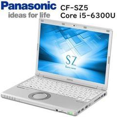 """Thumbnail of """"レッツノートCF-SZ5 (E911) i5/4G/HDD 320G/Win10"""""""