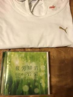 "Thumbnail of ""PUMAレディースTシャツ、白"""