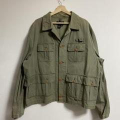 "Thumbnail of ""名作 DOUBLE RL RRL military ジャケット army"""