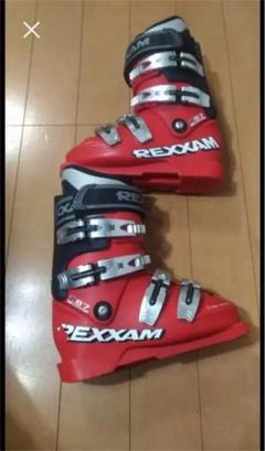 "Thumbnail of ""美品☆スキー ブーツ 23 レクザム REXXAM☆"""