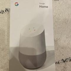 "Thumbnail of ""[新品・未開封]Google Home グーグルホーム"""