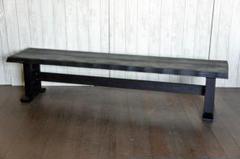 """Thumbnail of """"BF10新品未使用アウトレット品170cm幅高級デザインダイニングベンチ"""""""