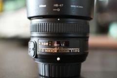 """Thumbnail of """"Nikon AF-S NIKKOR 50mm f/1.8G 単焦点レンズ"""""""