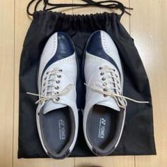 "Thumbnail of ""ヨネックス(YONEX) ゴルフシューズ パワークッション002 25.5cm"""