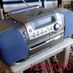 "Thumbnail of ""CD/MDプレーヤー(KENWOOD)"""