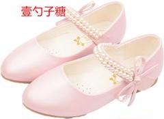 """Thumbnail of """"フォーマルシューズ 女の子 ジュニア靴 春夏 ドレスシューズ パールストラップ"""""""