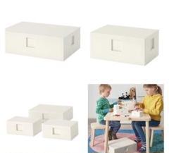 """Thumbnail of """"レゴ 正規品 収納ボックス 大×3 中×3 小×3(3ボックスセット)9箱セット"""""""