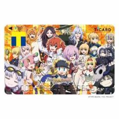 "Thumbnail of ""Tカード(Fate/Grand Carnival)"""