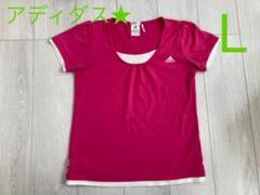"""Thumbnail of """"アディダス レディース Tシャツ L"""""""