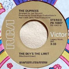 """Thumbnail of """"The Duprees – The Sky's The Limit 7"""""""""""