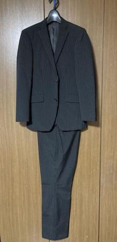"""Thumbnail of """"スーツ ブラック ストライプ A5体"""""""
